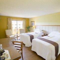 Отель Guam Plaza Resort & Spa Гуам, Тамунинг - отзывы, цены и фото номеров - забронировать отель Guam Plaza Resort & Spa онлайн комната для гостей фото 2