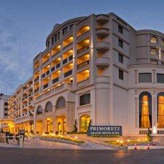 Primoretz Grand Hotel & SPA вид на фасад