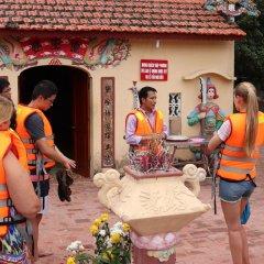 Отель Halong Serenity Cruise Вьетнам, Халонг - отзывы, цены и фото номеров - забронировать отель Halong Serenity Cruise онлайн детские мероприятия фото 2