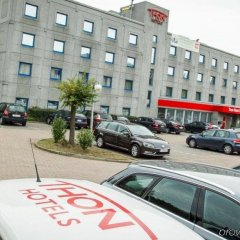 Thon Hotel Brussels Airport парковка