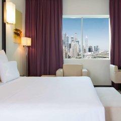 Отель Pullman Dubai Jumeirah Lakes Towers комната для гостей фото 2