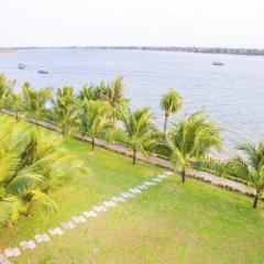 Отель Hoi An Silk Marina Resort & Spa Вьетнам, Хойан - отзывы, цены и фото номеров - забронировать отель Hoi An Silk Marina Resort & Spa онлайн пляж