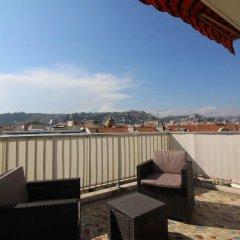 Отель Nice Booking - Berlioz - Toit Terrasse балкон