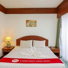Отель Jiraporn Hill Resort Пхукет комната для гостей