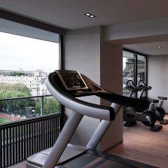 Отель Pullman Paris Tour Eiffel фитнесс-зал
