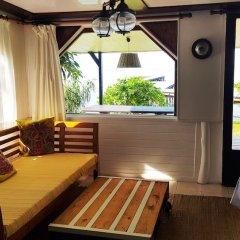 Отель Linareva Moorea Beach Resort Французская Полинезия, Муреа - отзывы, цены и фото номеров - забронировать отель Linareva Moorea Beach Resort онлайн питание фото 3