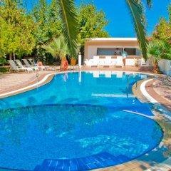 Отель Apollo Hotel 1 Греция, Георгиополис - отзывы, цены и фото номеров - забронировать отель Apollo Hotel 1 онлайн бассейн фото 2