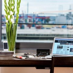 Отель Clipper Elb-Lodge Apartments Hamburg Германия, Гамбург - отзывы, цены и фото номеров - забронировать отель Clipper Elb-Lodge Apartments Hamburg онлайн интерьер отеля