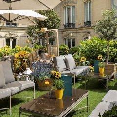 Отель Hôtel Barrière Le Fouquet's Франция, Париж - 1 отзыв об отеле, цены и фото номеров - забронировать отель Hôtel Barrière Le Fouquet's онлайн фото 4