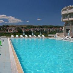 Отель Панорама Болгария, Албена - отзывы, цены и фото номеров - забронировать отель Панорама онлайн бассейн фото 3