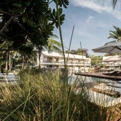 Отель Putahracsa Hua Hin Resort балкон