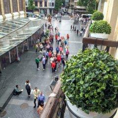 Отель Pension Balerdi балкон