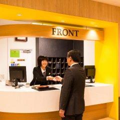Отель Smile Hotel Utsunomiya Япония, Уцуномия - отзывы, цены и фото номеров - забронировать отель Smile Hotel Utsunomiya онлайн интерьер отеля фото 2