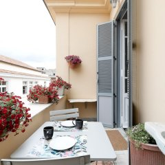 Апартаменты Vatican Stylish Apartment балкон