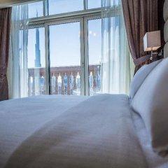 Emirates Grand Hotel Apartments Дубай балкон