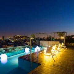 Отель Ohla Barcelona Испания, Барселона - 2 отзыва об отеле, цены и фото номеров - забронировать отель Ohla Barcelona онлайн бассейн фото 3