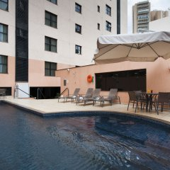 Отель Comfort Inn & Suites Ribeirão Preto Бразилия, Рибейран-Прету - отзывы, цены и фото номеров - забронировать отель Comfort Inn & Suites Ribeirão Preto онлайн с домашними животными