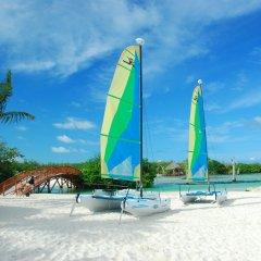 Отель Hacienda Tres Rios Resort Spa & Nature Park - Все включено пляж фото 2
