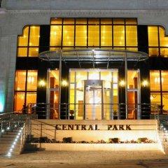 Отель Central Park развлечения