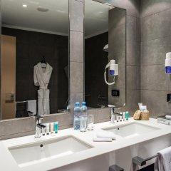 Гостиница Domina (Новосибирск) в Новосибирске 13 отзывов об отеле, цены и фото номеров - забронировать гостиницу Domina (Новосибирск) онлайн ванная
