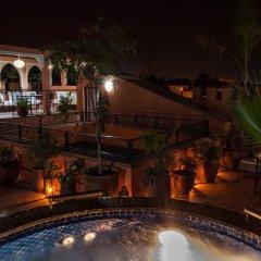 Отель Riad Bab Agnaou Марокко, Марракеш - отзывы, цены и фото номеров - забронировать отель Riad Bab Agnaou онлайн бассейн фото 2