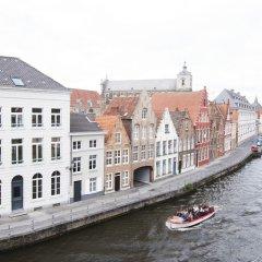 Отель Van Cleef Бельгия, Брюгге - отзывы, цены и фото номеров - забронировать отель Van Cleef онлайн балкон