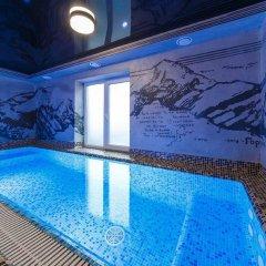 Karpatski Hotel & Restaurant бассейн