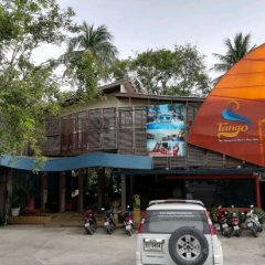 Отель Tango Beach Resort парковка