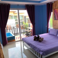 Отель Preaw whaan Kohlarn комната для гостей фото 3