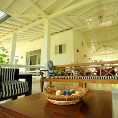Отель Beach Grove Villas питание