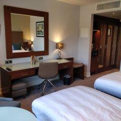 Castleknock Hotel удобства в номере фото 2
