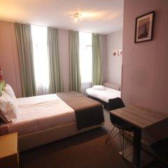 Hotel Derby Брюссель комната для гостей фото 2