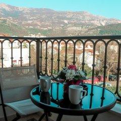 Отель Villa Gracia Черногория, Будва - отзывы, цены и фото номеров - забронировать отель Villa Gracia онлайн балкон