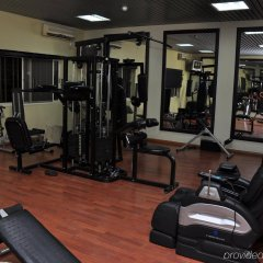 Отель Golden Tulip Port Harcourt фитнесс-зал фото 2