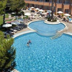Отель Xaloc Playa спортивное сооружение