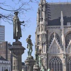 Отель Mercure Hotel Brussels Centre Midi Бельгия, Брюссель - отзывы, цены и фото номеров - забронировать отель Mercure Hotel Brussels Centre Midi онлайн фото 6