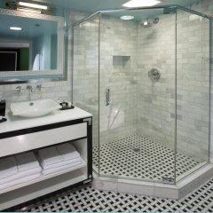 Отель El Cortez Hotel and Casino США, Лас-Вегас - 1 отзыв об отеле, цены и фото номеров - забронировать отель El Cortez Hotel and Casino онлайн ванная