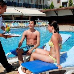 Monachus Hotel & Spa Турция, Сиде - отзывы, цены и фото номеров - забронировать отель Monachus Hotel & Spa - All Inclusive онлайн спортивное сооружение