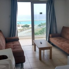 Отель Trizas Hotel Apartments Кипр, Протарас - отзывы, цены и фото номеров - забронировать отель Trizas Hotel Apartments онлайн комната для гостей фото 5