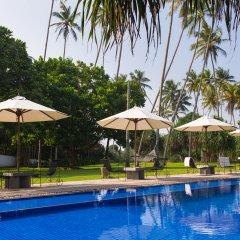 Отель Club Villa бассейн