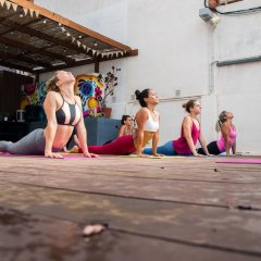 Sant Jordi Hostel Gracia фитнесс-зал фото 4