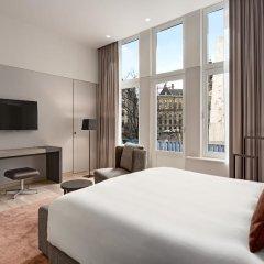 NH Collection Amsterdam Grand Hotel Krasnapolsky 5* Стандартный номер с различными типами кроватей фото 7