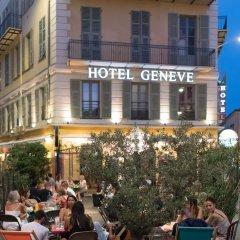 Hotel Le Geneve Ницца фото 12