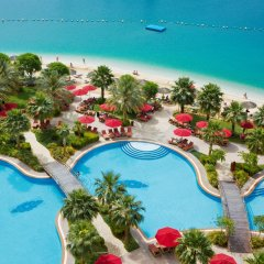 Отель Khalidiya Palace Rayhaan by Rotana, Abu Dhabi бассейн фото 3
