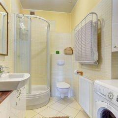 Отель Apartament Karlikowski Mlyn ванная