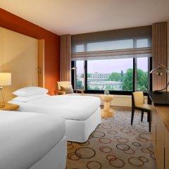 Отель Sheraton Berlin Grand Hotel Esplanade Германия, Берлин - 6 отзывов об отеле, цены и фото номеров - забронировать отель Sheraton Berlin Grand Hotel Esplanade онлайн комната для гостей фото 5