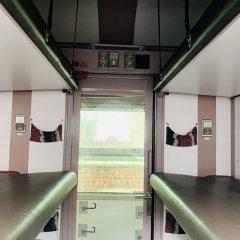Отель Train Cabin Hostel Бельгия, Брюссель - отзывы, цены и фото номеров - забронировать отель Train Cabin Hostel онлайн в номере