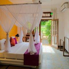 Отель Club Villa Шри-Ланка, Бентота - отзывы, цены и фото номеров - забронировать отель Club Villa онлайн комната для гостей фото 2
