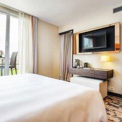 Radisson Blu Hotel, Paris Boulogne Булонь-Бийанкур комната для гостей фото 3