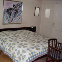 Отель Vondelparkmuseum B&B комната для гостей